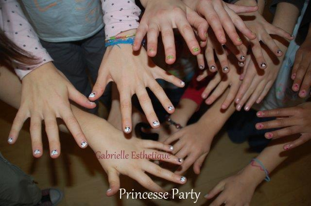 Animation d'anniversaire Princesse Party
