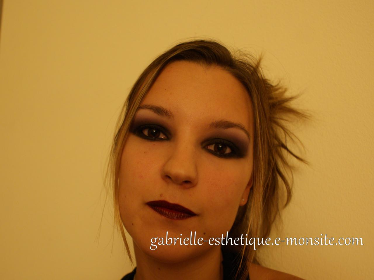 Gothic Look 4 (Halloween)