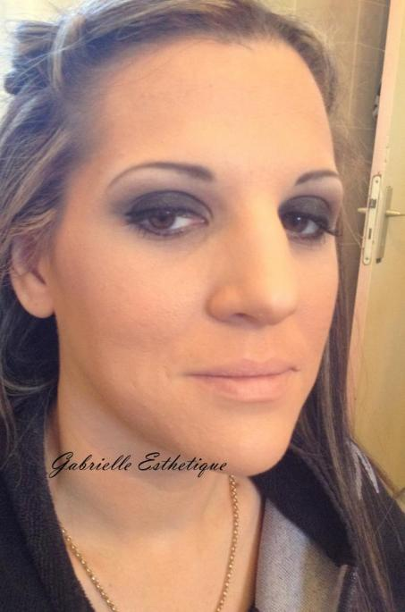 maquillage soiree 2014