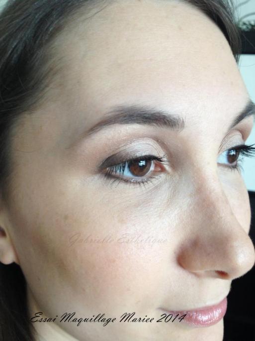 Essai maquillage mariee 2014 - Maquillage mariee photo ...