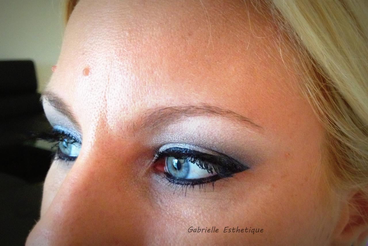 maquillage mariee