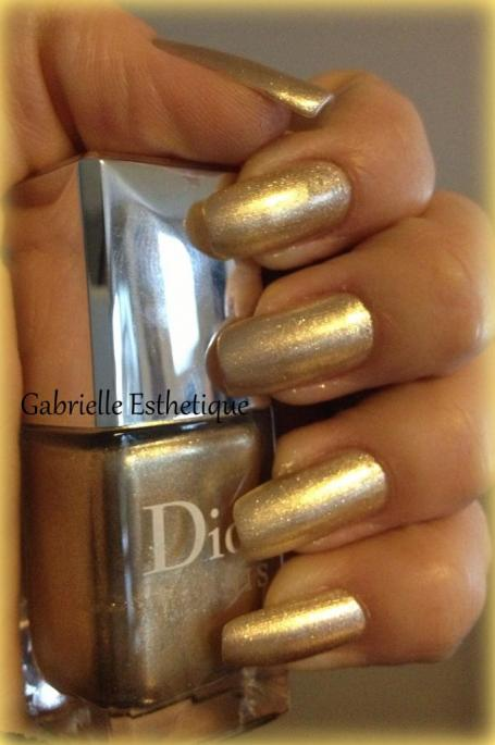 Vernis Dior dore n.148