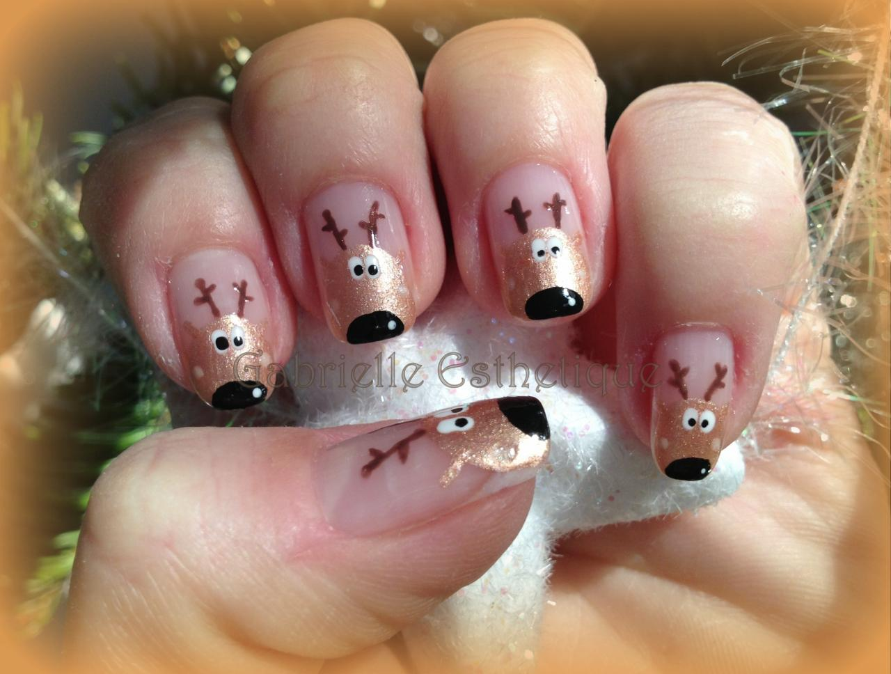 Modele ongle facile fashion designs modele ongle facile tout nail designs noel beautify themselves with sweet nails prinsesfo Gallery
