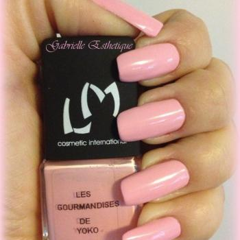 "Vernis LM Cosmetic n.180 ""Barbe a Papa"""