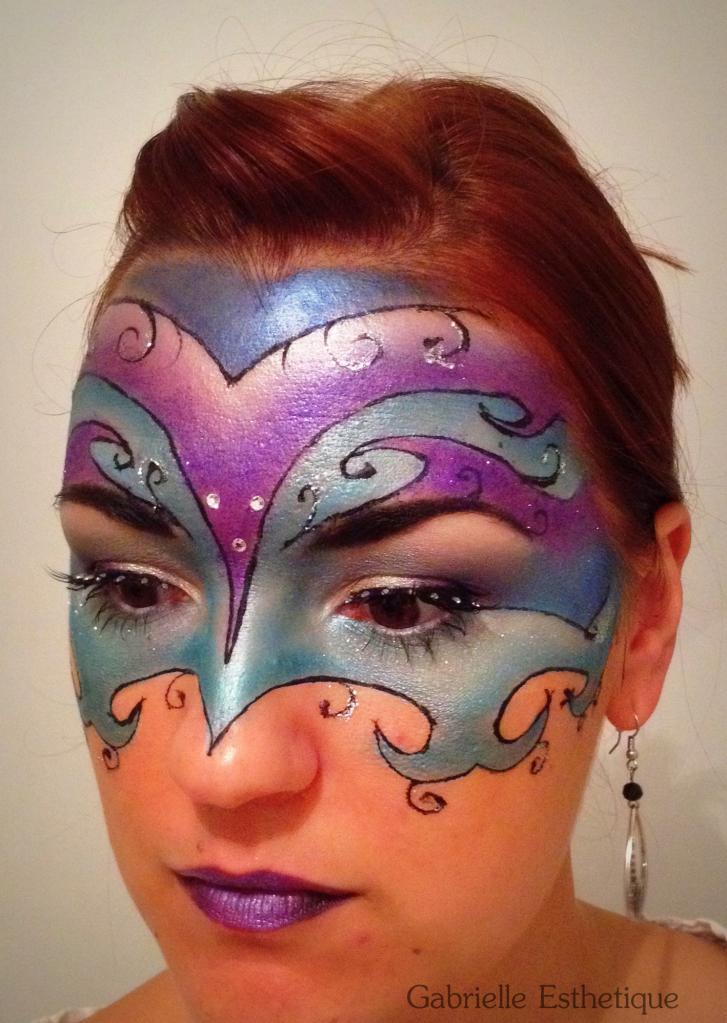 maquillage carnaval 2014