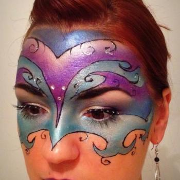 maquillage carnaval 2014