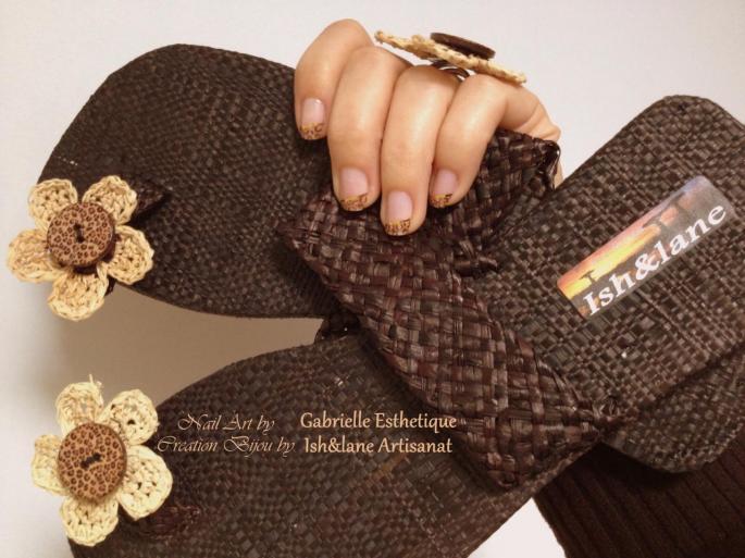 Leopard (Ish&lane Artisanat) et (Gabrielle Esthetique)