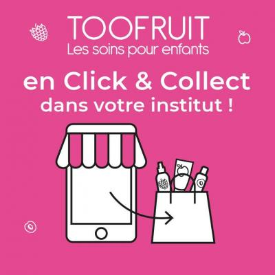 too fruit click and collect gabrielle esthetique