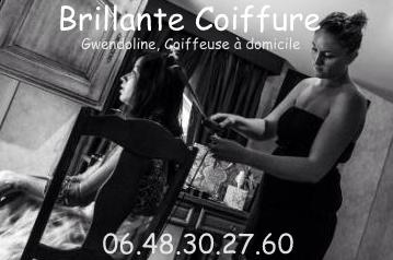 Brillante Coiffure _ Gwendoline coiffeuse a domicile