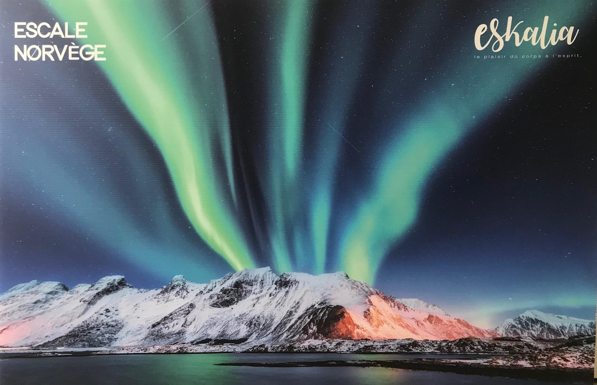 eskalia norvege gabrielle esthetique