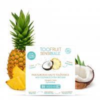 Pain surgras bio enfants ananas coco