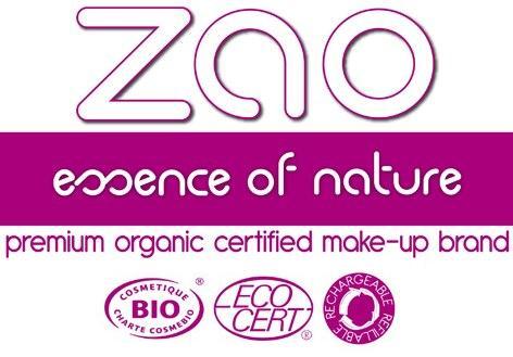 Zao makeup logo