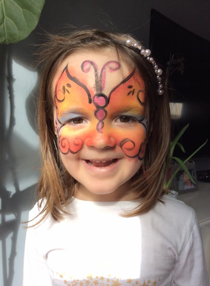 MakeUp carnaval enfant