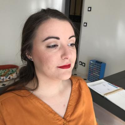 Essai maquillage mariee 2020