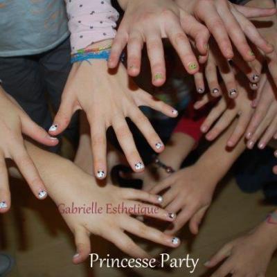 Animation d'anniversaire Princesse Party