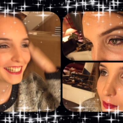 maquillage soiree
