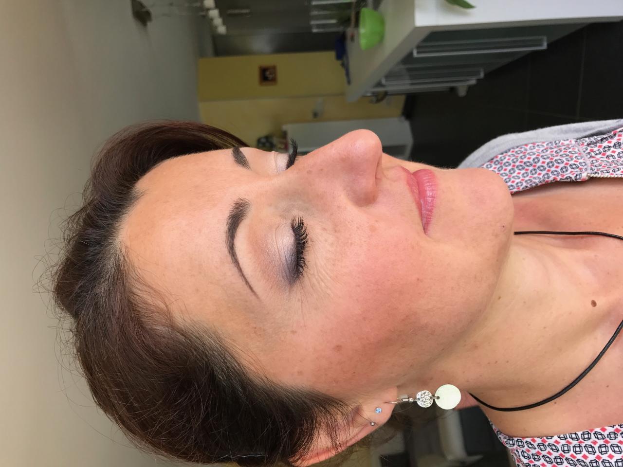 essai maquillage mariée 2017