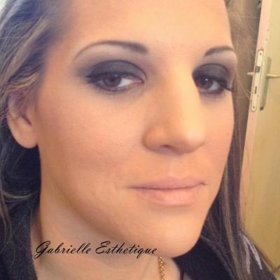 maquillage soiree 2014