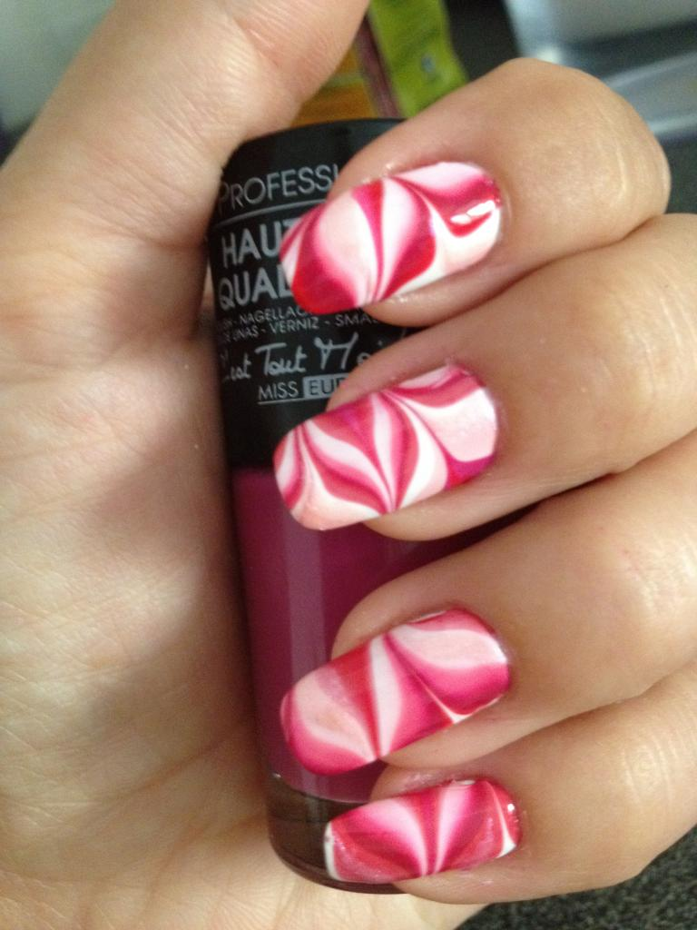 water marble 4 couleurs