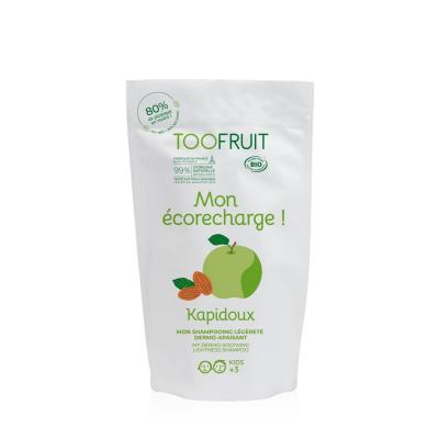 Kapidoux Shampooing Pomme verte/Amande douce recharge