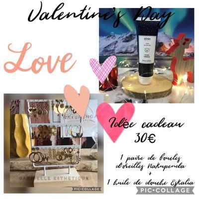 Coffret St Valentin 30€