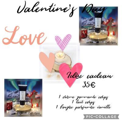 Coffret St Valentin 35€
