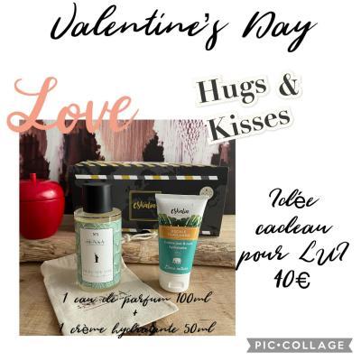 Coffret St Valentin 40€