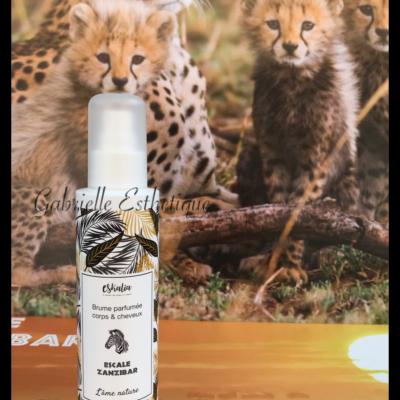 Brume parfumée Corps & cheveux Zanzibar