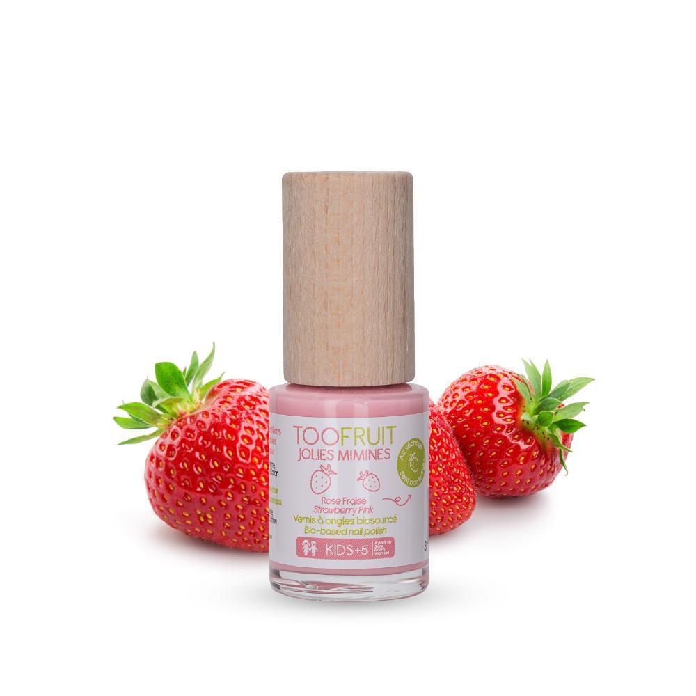 Mimines fraise
