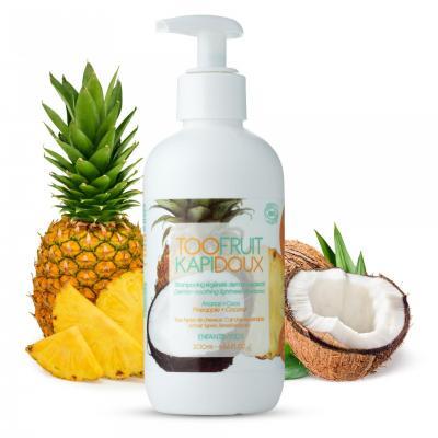 Kapidoux Shampooing Ananas/Coco